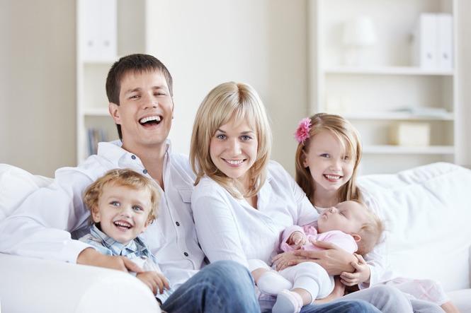 Семейная фотостудия в Москве